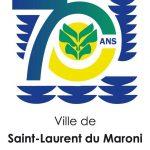 Logo saint laurent du maroni