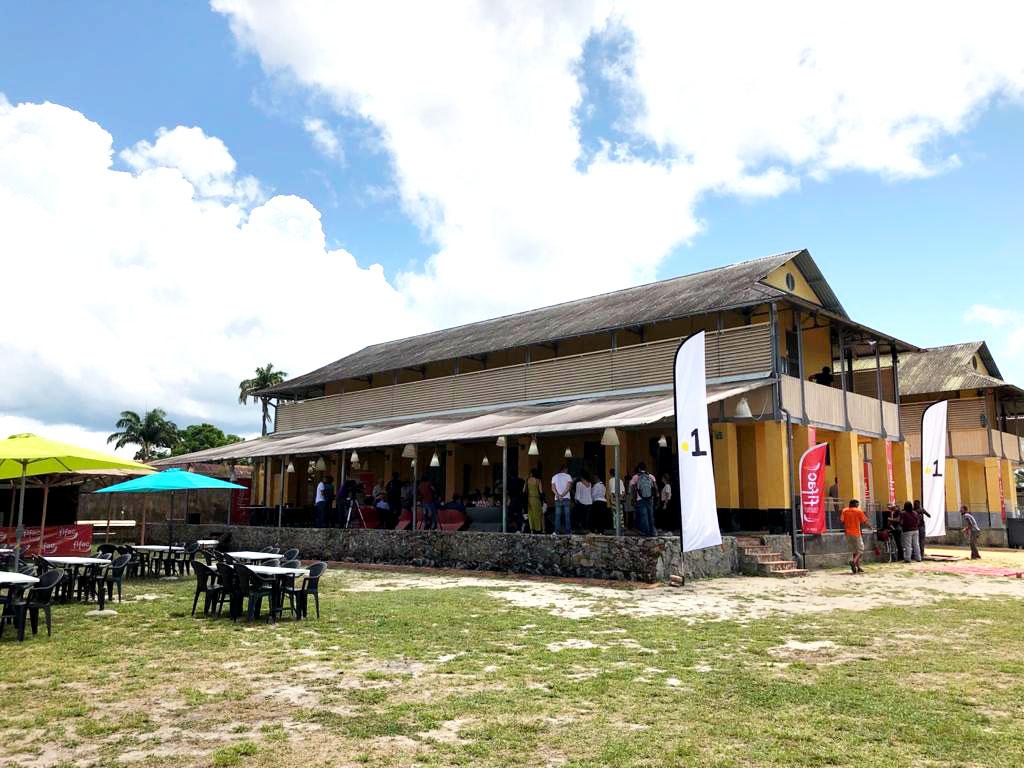 Village du festival