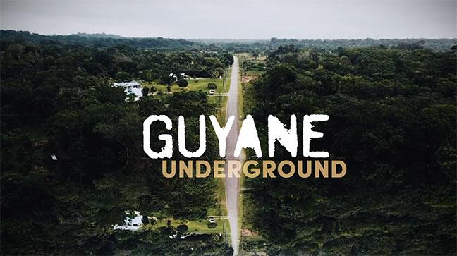 Guyane-Underground