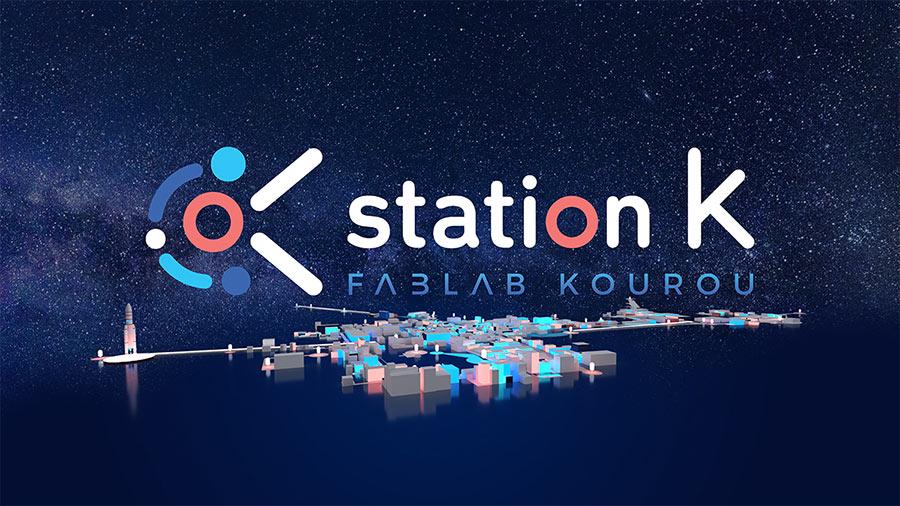 Guyane Connect Station-K